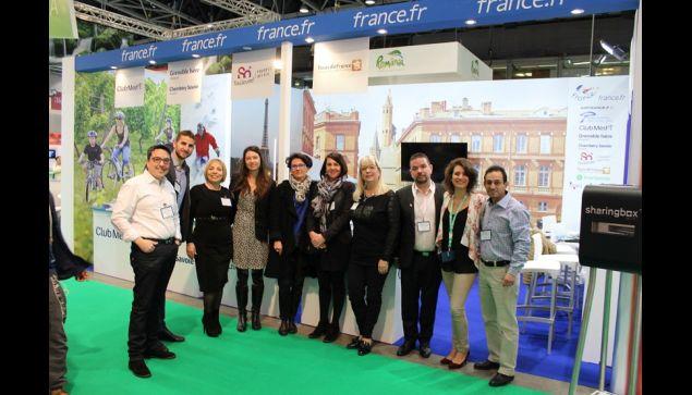 Participation de atout france au salon isra lien du for Salon du tourisme en france