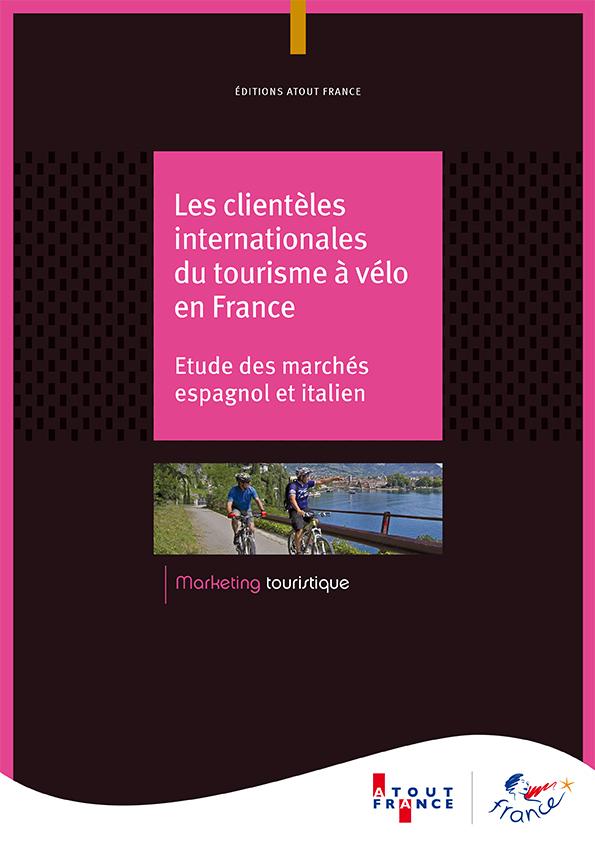 Les client les internationales du tourisme v lo en france - Office du tourisme italien en france ...